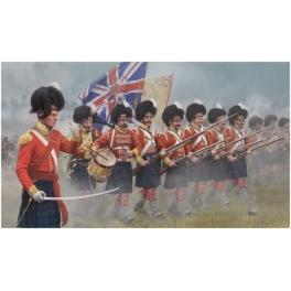 strelets 146 Infanterie écossaise à l'attaque (1er empire)