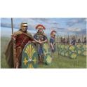 strelets m124 Auxiliaires romains en rang