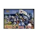 strelets 005 Jeanne d'arc et son armée