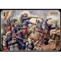 strelets 033 Zouaves français guerre de crimée