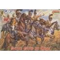 strelets 022 Garde du corps saxon 1er empire
