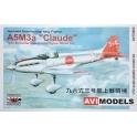 """avi models 72002 Mitsubishi A5M3a Claude """"Prototype"""""""
