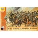 zvezda 8079 Hussards prusse 18è S.