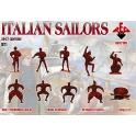 red box 72105 Marins italiens à la manoeuvre 16/17è S.