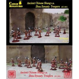 caesar 29 Troupe Shang v.s.Zhou Dynasty