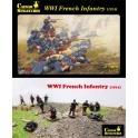 caesar 34 Infanterie francaise 1914