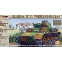 mirage hobby 72853 Panzer IV c Normandie44