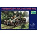 um 282 Sturmgeschutz 40 Ausf.G Finlandais