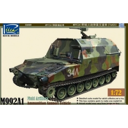riich 72003 M992A1 Field Artillery Ammunition Support