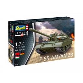 revell 3306 T-55AM / T-55AM2B
