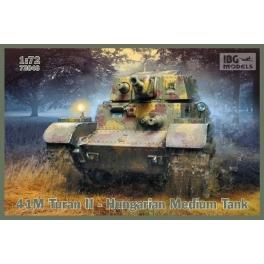 ibg 72048 Char hongrois 41M Turan II
