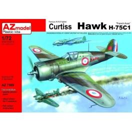 AZ model 7569 Curtiss H75C1