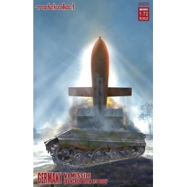 modelcollect 72093 Missile V1 sur chassis E75
