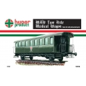 hunor 72216 wagon médical