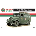 hunor 72036 Ford ambulance
