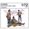 cmk 72079 Pilotes de la RAF 39/45