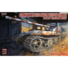 modelcollect 72108 Char E100 Weapon carrier