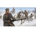 strelets m126 Infanterie Serbe tenue hiver 14/18