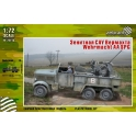 zebrano 72115 Wehrmacht AA SPG Flak 38