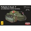 attack 72899 Pz.Kpfw.II Ausf.F Ecole de char US