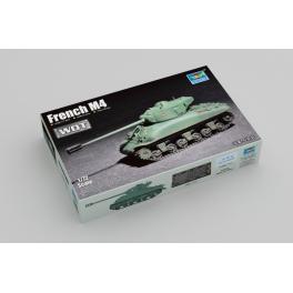 trumpeter 07169 Sherman M4 Francais