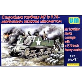 um 451 M7 us Mortier