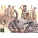 hat 9023 Elephants de guerre carthaginois