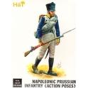 hat 9318 Infanterie prussienne au combat