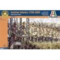 Italerie 6884 Infanterie autrichienne 1798/1810