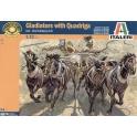 italeri 6874 Gladiateurs et chariot