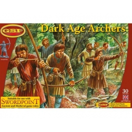 gripping beast 10 Archers moyen age