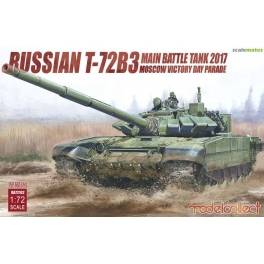 modelcollect 72102 Char T72 B3