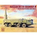 modelcollect 72105 Missile 9K720 Iskander-M chassis MZKT