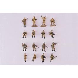 modelcollect 72077 Armée Russe moderne (soldats peints)