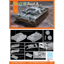 dragon 7557 StuG.III Ausf.A