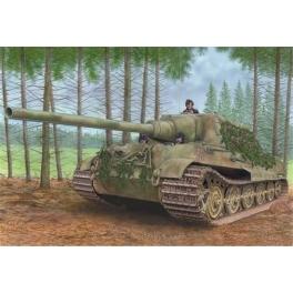 dragon 7563 Pz.Kpfw.VI JagdTiger (tourelle Henschel)