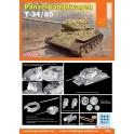 dragon 7564 Panzerkampwagen T-34/85