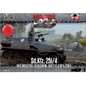 First to fight 53 Sdkfz 251/4 tracteur d'artillerie