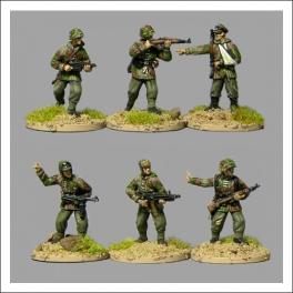 cp tqd gh 22 soldats allemands tenue mod43