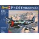 revell 3984  P-47M Thunderbolt