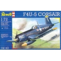 revell 4143 F4U-5 Corsairs 'Black Sheep'