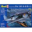 revell 4165 Focke-Wulf Fw-190A-8/R11
