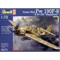 revell 4171 Focke-Wulf Fw-190F-8