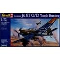 revell 4292 Ju-87G-2 'Stuka' Tank Buster