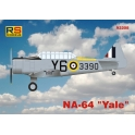 rs 92208 North-American NA-64 'Yale'