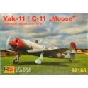 "rs 92168 Yakovlev Yak-11 / C-11 ""Moose"""