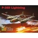 rs 92155 P-38D Lightning