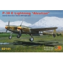 rs 92141 Lockheed P-38E ' Aléoutienne