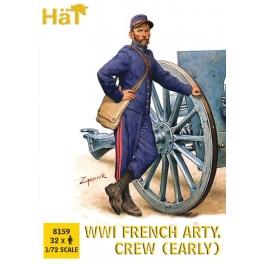 hat 8159 artilleurs francais 1914/1916