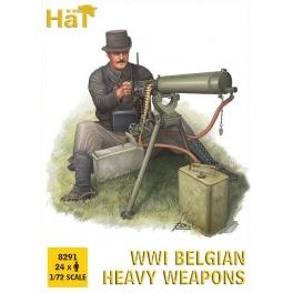 hat 8291 armes lourdes belges 1914/1916